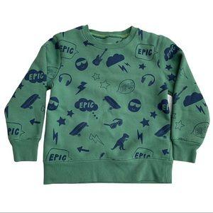 Mini Boden Toddler Sweatshirt 3-4 Year